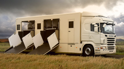 Pferde Transporter