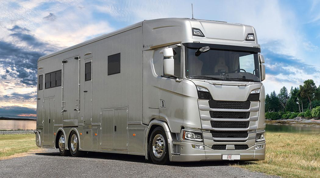 G Series Inter Horse Truck